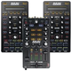 Akai AMX with (2) AFX Serato DJ Controller Bundle