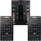 Mixars DUO Serato Mixer with Pair of Akai AFX Controllers