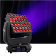 Mega Lite Axis Grid  36x10-Watt RGBW LED Moving Head