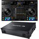 Pioneer DDJ-RZX 4-Deck DJ Controller with Case