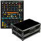 Behringer DDM-4000 12-Inch DJ Mixer with Road Case