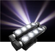 MARQ Ray Tracer X Dual Roller Multi-Beam Moving Head LED Light
