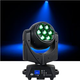 ADJ American DJ Vizi Hex Wash 7 LED 7x15-Watt Hex Moving Head