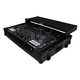 ProX XS-MCX8000WLTBL Black Flight Case for Denon MCX8000 with Casters