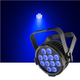 Chauvet COLORDASH PAR Q12 IP RGBA LED Wash Light