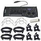 Solena Command 3500 DMX Controller & Accessories Pack