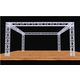 Global Truss 20 Foot x 20 Foot F34 Complete Exhibit Display Booth