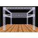 Global Truss 20 Ft x 20 Ft F34 Double Tier Display System