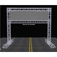 Global Truss 16 Foot x 15 Foot F34 Truss Finish Line