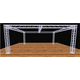 Global Truss 20 Foot x 20 Foot F34 Display Booth with Center Beam