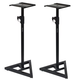 Solena Professional SP-300 Monitor Stand Pair