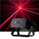 ADJ American DJ Micro Royal Galaxian II Blue and Red FX Laser