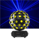 Chauvet Rotosphere Q3 LED Mirror Ball Simulator FX Light