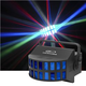 Eliminator LED Invader Double Derby FX Light