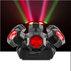 Chauvet Helicopter Q6 RGB LED Multi-Effect Light