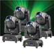ADJ American DJ Focus Spot One 35-Watt LED Moving Head Light 4-Pack