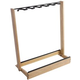 On-Stage GS7563W Side-Loading Guitar Rack - Wood