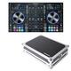 Denon MC7000 DJ Controller with Magma Road Case