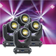 ADJ American DJ Vizi Beam 5RX DMX Moving Head Light 4-Pack