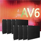 ADJ American DJ AVX4X2 8-Panel AV6X LED Video Wall System