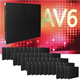 ADJAmerican DJ AVX9X5 45-Panel AV6X LED Video Wall System