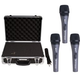 Sennheiser E835S Mic w/ On/Off Switch & Carrying Case