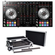 Pioneer DDJ-SX2 Serato DJ Controller with Road Case