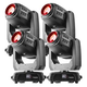 Chauvet Intimidator Beam 140SR LED Moving Head Light 4-Pack