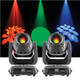 Chauvet Intimidator Spot 375Z IRC LED Moving Head Light 2-Pack