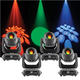 Chauvet Intimidator Spot 375Z IRC LED Moving Head Light 4-Pack