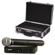 Shure BLX24-PG58 Wireless Handheld Mic w/ Case