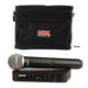 Shure BLX24-PG58 Wireless Handheld Mic w/ Gator Bag