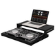 Odyssey FZGSNVBL Black Label Glide Case for Numark NV/NVII DJ Controller