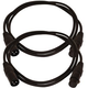 5ft XLR to XLR Microphone Cable Pair