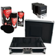 DJ Turntable Case & Accessory Bundle with Gruv Glide & M44-7 Cartridge