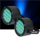 Solena Max Par 8 RGB 8-Watt LED Wash Light 2-Pack