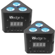 Chauvet Wedge Tri Truss Warmer LED Wash Light 2-Pack