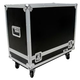 Road Ready Case For Dual 12-In Guitar Combo Amp  *