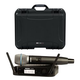 Shure GLXD24 Wireless Handheld Mic System with Beta87 & Case
