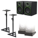 Mackie CR5BT Complete Studio Bluetooth Monitors Kit