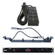 Furman Rack Mount Power Conditioner Pack with SS6B Power Block and Lights