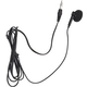 Clear-Com TS-1 Monaural IFB Talent Earphone