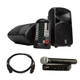 Yamaha Stagepas 600i Portable PA System w/ Shure BLX24 PG58 Mic System