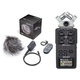 Zoom H6 Portable Field Recorder & Accessory Pack