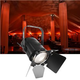 Chauvet EVE F-50Z Warm White LED Fresnel Light