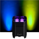 ADJ American DJ Element HEX 4x10-Watt RGBAW+UV Wireless LED Wash Light