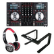 Numark NV DJ Controller for Serato w/ Accessories