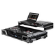 Odyssey FZGSNS7WFXX1 Glide Case for Numark NS7/NSFX with Tray