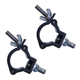 Global Truss Jr Clamp Black for F23/24 2-Pack