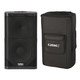 QSC KW122 12-Inch Powered Speaker w/ Cover